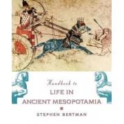 Handbook to Life in Ancient Mesopotamia by Stephen Bertman