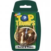 Classic Top Trumps - Horses and Ponies
