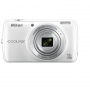 Nikon COOLPIX S810c Digital Camera (White)