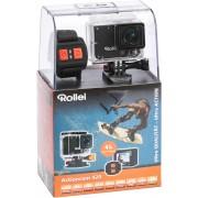 Rollei A-420 Kamera in schwarz