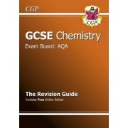 GCSE Chemistry AQA Revision Guide (with Online Edition) (A*-G Course) by CGP Books