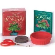The Mini Merry Berry Bonsai Kit by Running Press