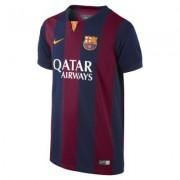 Nike2014/15 FC Barcelona Stadium Home Kids' Football Shirt