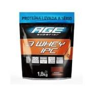 3 Whey IPC AGE - 1800g Refil Chocolate pouch - Nutrilatina