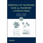 Essentials of Multiphase Flow in Porous Media by George F. Pinder