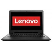 Laptop Lenovo Ideapad IP110-15IBR, 80T70079RI, Intel Celeron Dual Core, 1.6 GHz, 15.6 inch, 4GB DDR3, HDD 500 GB, neagra