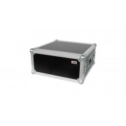 "AWEO 5 HE Rack 19"" Double Door 39 CM Flightcase 7 mm MPX"