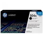 HP 504A svart LaserJet-tonerkassett, original