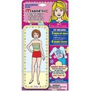 Magnetic Paper Dolls Single Doll Set 2 Emily Lindsey & Hannah