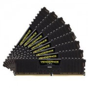 Memoire RAM Corsair Vengeance LPX Series Low Profile 64 Go (8x 8 Go) DDR4 3200 MHz CL16 - Kit Quad Channel 8 barrettes de RAM DDR4 PC4-25600 - CMK64GX4M8B3200C16