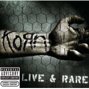 Korn - Live & Rare (0828768224724) (1 CD)