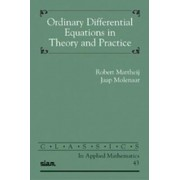 Ordinary Differential Equations in Theory and Practice: No. 43 by Robert Mattheij