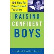 Raising Confident Boys by Elizabeth Hartley-Brewer