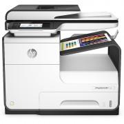 Multifunctional jet color HP PageWide Pro 477dw, A4, USB, Retea, Wi-Fi, Fax