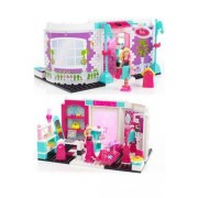 Barbie Mega Bloks Playset Boutique De Mode