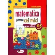 Matematica pentru cei mici (4-5 ani)