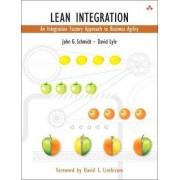 Lean Integration by John G. Schmidt