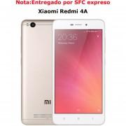 Celulares Xiaomi Redmi 4A 3G 16GB 5''MIUI 8 Quad Core Smartphone Desbloqueado-Oro