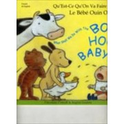 What Shall We Do with the Boo-hoo Baby? In French and English by Cressida Cowell