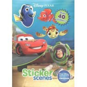 Disney Pixar Sticker Scenes by Parragon Books Ltd