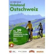 Fietsgids Veloland Schweiz Veloland Ostschweiz | Werd Verlag