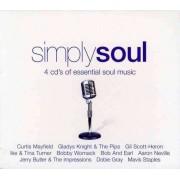 Artisti Diversi - Simply Soul -60tr- (0698458241122) (4 CD)