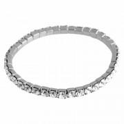 Bratara cu cristale Swarovski FaBOS, Crystal 7450-1282-02
