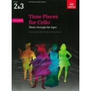ABRSM Time Pieces for Cello, Volume 2, Black & Harris