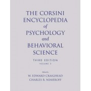 The Corsini Encyclopedia of Psychology and Behavioral Science, Volume 3 by W. Edward Craighead