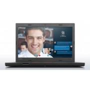 """Notebook Lenovo ThinkPad L460, 14"""" Full HD, Intel Core i5-6200U, RAM 4GB, SSHD 500GB, Windows 7 Pro / 10 Pro, Negru"""