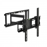 [In.Tec]® Support Mural Tv Télevision Pivotant Inclinable 32-55' Led