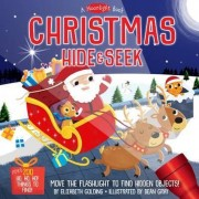 A Moonlight Book: Christmas Hide-and-Seek by Elizabeth Golding
