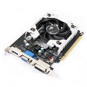 Colorful Schede Grafiche PCI Express, 1024MB, NVIDIA GeForce GT 730 GPU 1GB 64bit DVI+VGA+HDMI Port DDR3 PCI-E X8 2.0 con Ventilatore