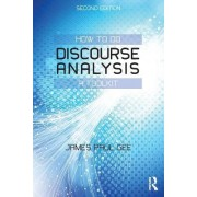 How to Do Discourse Analysis by James Paul Gee