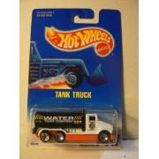 Hot Wheels Tank Truck with Black Tank and 5 Spoke Wheels #147 by Hot Wheels