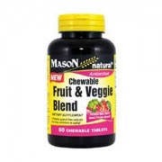 Fruit and Veggie Blend - 60 tabs masti.