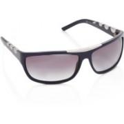 Diesel Rectangular Sunglasses(Violet)