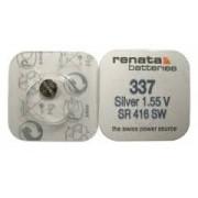 Baterija za bubice Renata 337