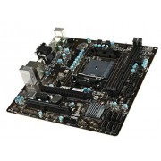 MSI A78M-E35 V2 Carte mère AMD Micro ATX Socket FM2+