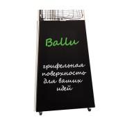 Грифельная рекламная поверхность для уличных обогревателей Ballu