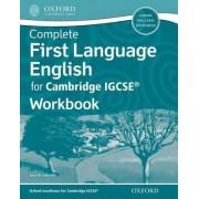 Complete First Language English for Cambridge IGCSE Workbook by Jane Arredondo