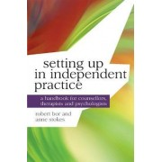 Setting up in Independent Practice by Dr Robert Bor