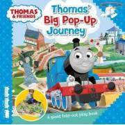 Thomas & Friends: Thomas' Big Pop-Up Journey by Corina Fletcher