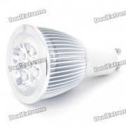GU10 5W 450lm 6000K bulbo blanco frio de la taza de la luz 5-LED (ac 85 ~ 265V)