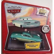 Disney / Pixar CARS Movie 1:55 Die Cast Story Tellers Collection Wedding Day Ramone by Mattel