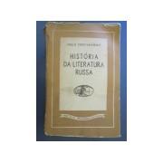 História da Literatura Russa