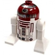 LEGO Star Wars R4-P17 Droid Minifigure from Set 75006