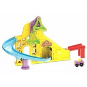 Fisher Price Little People Wheelies Roller Coaster Playset