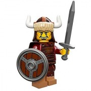 LEGO Minifigures Series 12 Hun Warrior Minifigure [Loose]