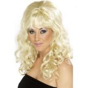 Peruca Beauty blonda